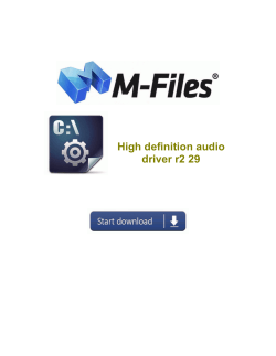 High definition audio driver r2 29