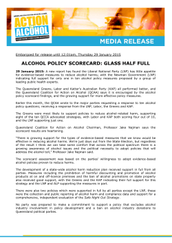 Download the Media Release