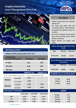 ArpicoAtaraxia Asset Management (Pvt) Ltd.
