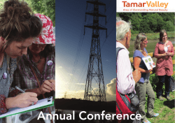 Upcoming Events - Tamar Valley AONB