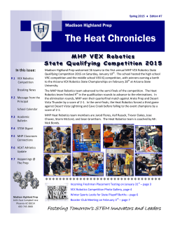 The Heat Chronicles - Madison Highland Prep High School