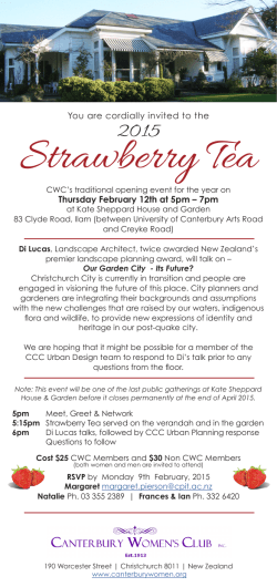 CWC Strawberry Tea 2015 Invitation FINAL