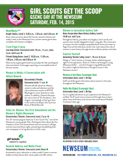 Download Our Girl Scouts Day Flier