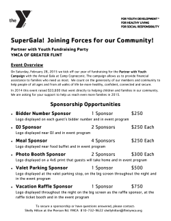 SuperGala! Joining Forces for our Community!