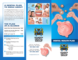 Click here to download Mangan Dental Health Plan Brochure