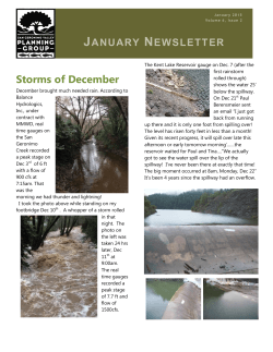 Current Newsletter - San Geronimo Valley Planning Group