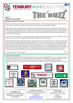 Download our latest Buzz Newsletter!