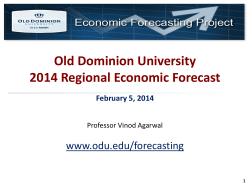 Presentation - Old Dominion University
