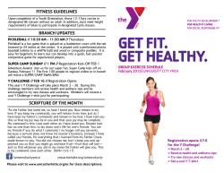 Download - YMCA of Greater Charlotte