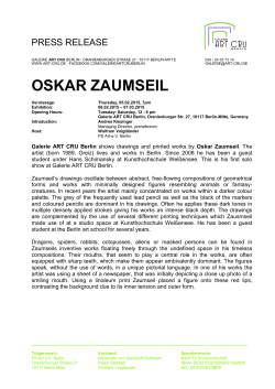 PR OSKAR ZAUMSEIL with images