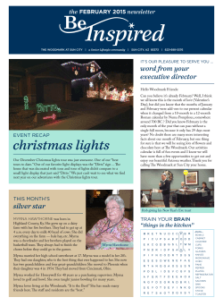 christmas lights - Senior Lifestyle