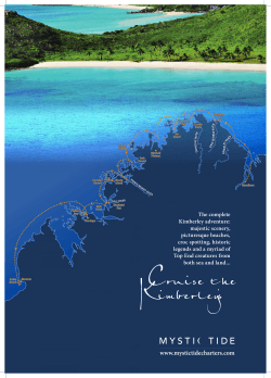 Discover the Kimberleys