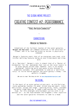 creative contest #2 : performance