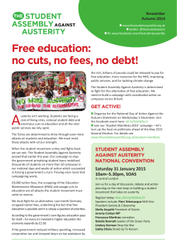 Download File - Student Assembly Against Austerity