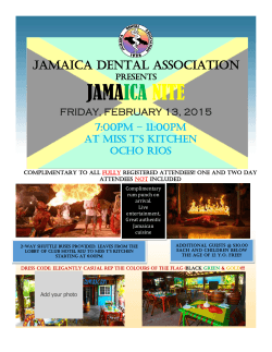 Read more - Jamaica Dental Association (JDA)