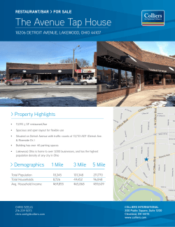 Lakewood-18206DetroitRd - Colliers International