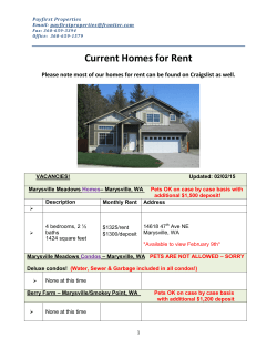 Current Homes for Rent - Home [sweethomewa.com]