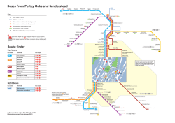 Buses from Purley Oaks and Sanderstead