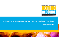 Download the Alcohol Policy Scorecard