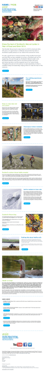 January 2015 - Scottish Natural Heritage