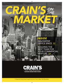 inside - Crain's New York Business
