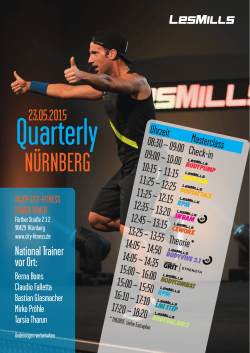 23.05.2015 - Quarterly in Nürnberg