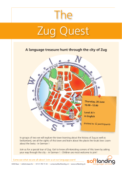 Zug Quest The
