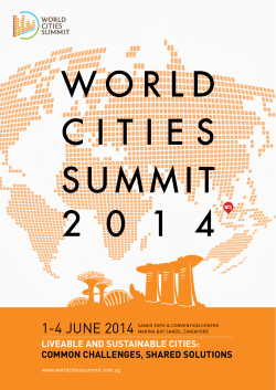 Download - World Cities Summit