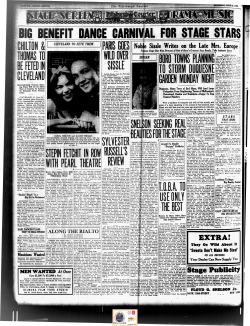 Pittsburgh PA Courier 1930