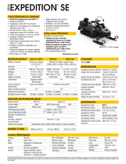 16EXPEDITION® SE - Ski-Doo