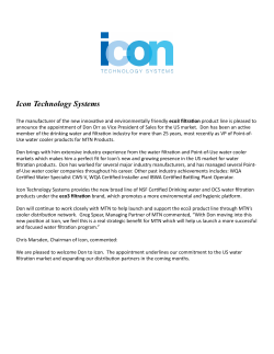 Icon Technology Systems-Release