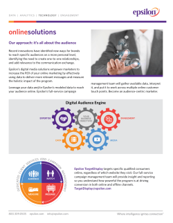 onlinesolutions - Adobe Marketing Cloud