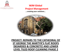 Project Presentation - WJMCorporate Group (Pty) Ltd