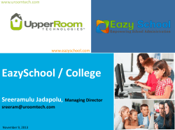 Know More - UpperRoom