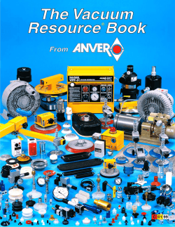Anver Vacuum Cup and Accessories