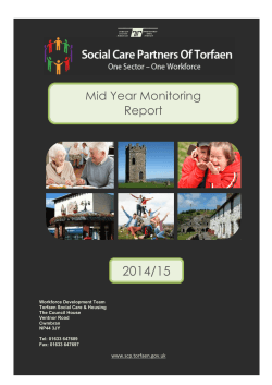 Mid Year Monitoring Report 2014-15