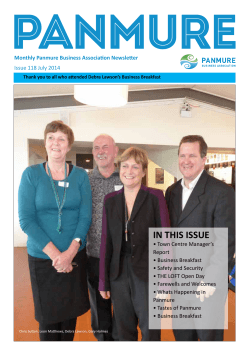 download - Panmure Business Association