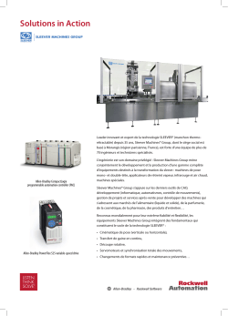 Sleever Machines® Group