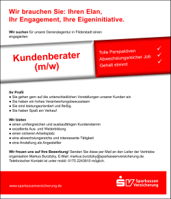Kundenberater (m/w) in Region Filderstadt (pdf 135 KB)