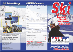 PDF Datei Ski-Opening Deckblatt Flyer - Intersport HAAF