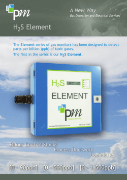 Element - Pollution Monitors