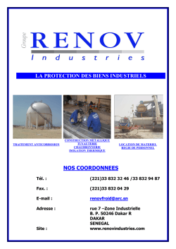 renov industries
