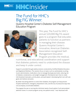 HHCInsider - The Fund For HHC