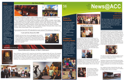 News@ACC May 2014 - Asnuntuck Community College