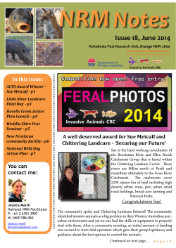 Issue 18, June 2014