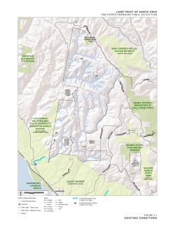 Access Maps - Land Trust of Santa Cruz County