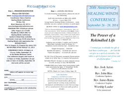 download - Healing Winds Conference