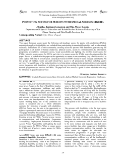Download full paper - RJOPES