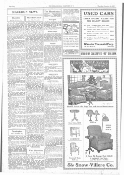 FALWraS - NYS Historic Newspapers