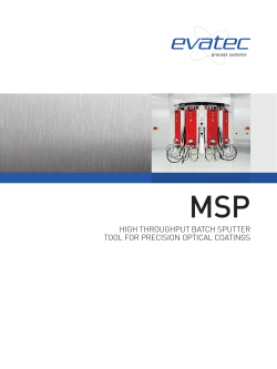 Download MSP brochure